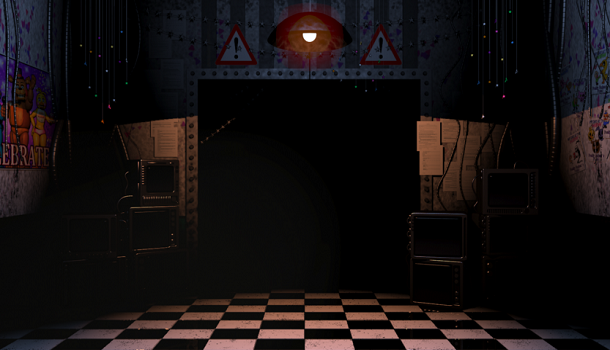 Five Nights At Freddy's Phone Guy
