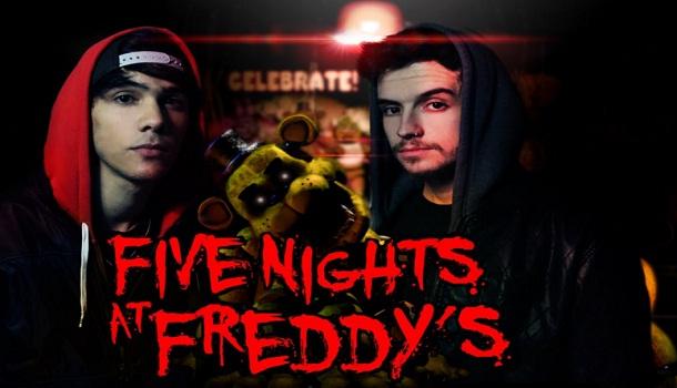 FIVE NIGHTS AT FREDDY'S RAP