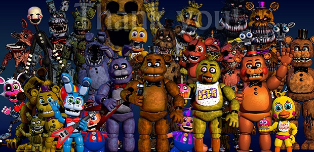 Five Nights At Freddy's World Is An RPG, Is Real
