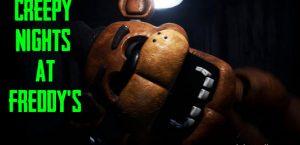 Creepy Nights at Freddys