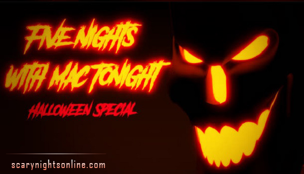 Mac Tonight: Halloween Special
