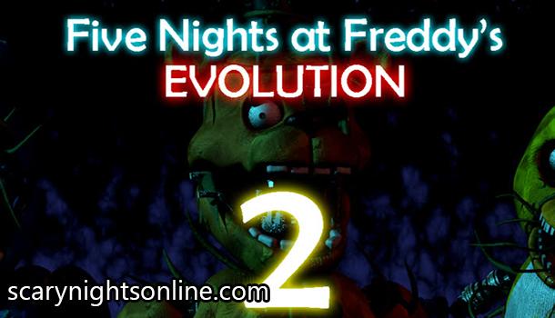 Fnaf Evolution 2