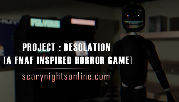 Project : Desolation