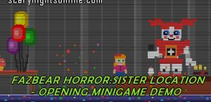Fazbear Horror: Sister Location