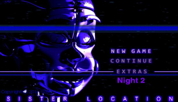 FNAF - Sister Location Nights 2