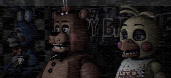 Creepy Nights at Freddy's 2