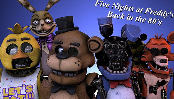 Five nights at Freddy's: Back in the 80's Download