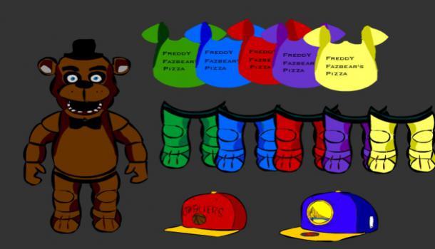 Freddy Dress Up