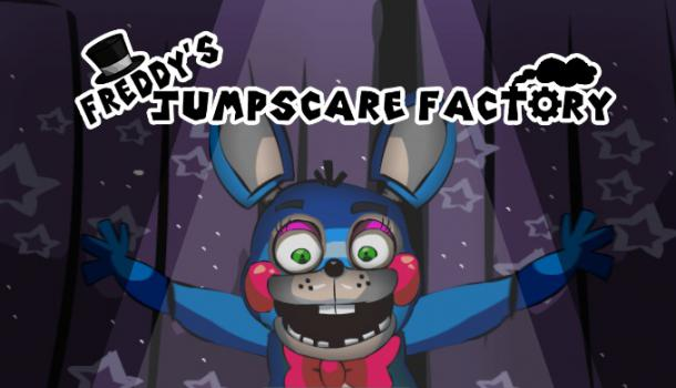 Freddy's Jumpscare Factory – FNAF Character Creator