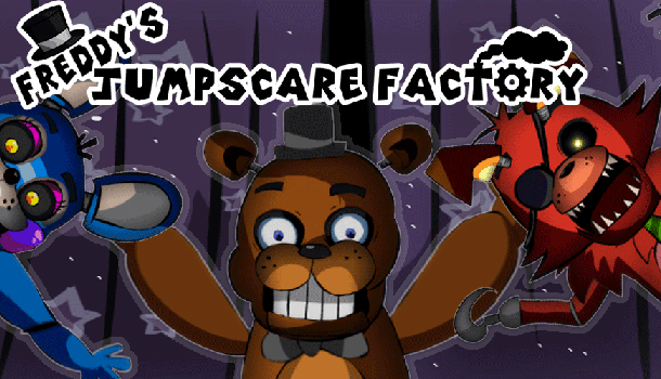Freddy's Jumpscare Factory FNAF Character Creator