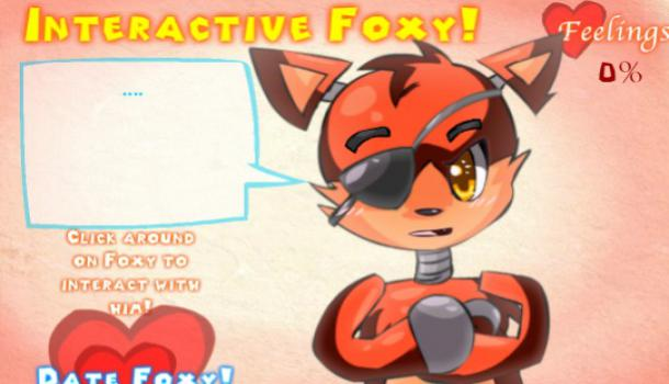 Interactive FOXY!